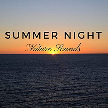 Summer Night: Relaxing Therapy, Unwind Your Nerves, Calm Music After Work, Nature Sounds