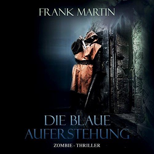 Die blaue Auferstehung Titelbild