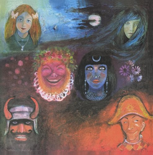 In The Wake of Poseidon 40th Anniversary Series (CD + DVD-A) by King Crimson (2010-11-22)
