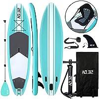 Juego Completo 305 cm XQ Max Tabla de Surf de Pala Sup Hinchable