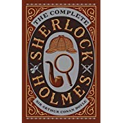 The Complete Sherlock Holmes (Barnes & Noble Leatherbound Classic Collection): Barnes & Noble Leatherbound Classics
