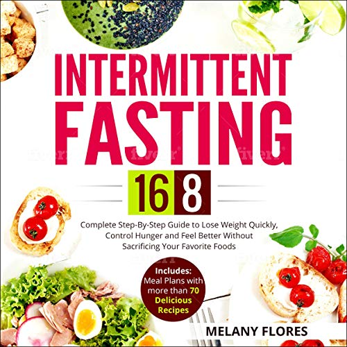 Intermittent Fasting 16/8 audiobook cover art