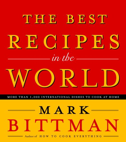 Image OfThe Best Recipes In The World