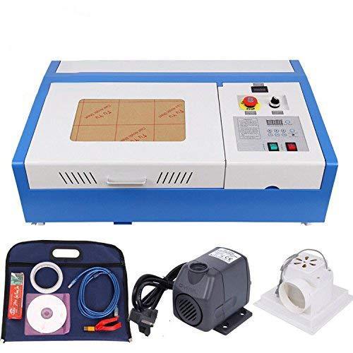 Ridgeyard Co2 40W Laser Engraving Machine 12x8...