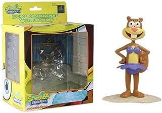 SpongeBob SquarePants Bikini Sandy Squirrel Mini-Figure World Series 4 Mini-Figure