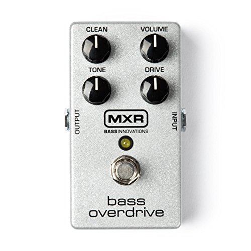 MXR M 89Bass Overdrive Chitarra Effetto