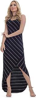 Vestido Clara Arruda Malha Listrado 50397