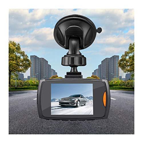 KOLOSM Cámara De Coche Cámara de Lentes de automóviles Cámara Dash CAM de conducción Cars Grabador (SD Card Memory : 16G)