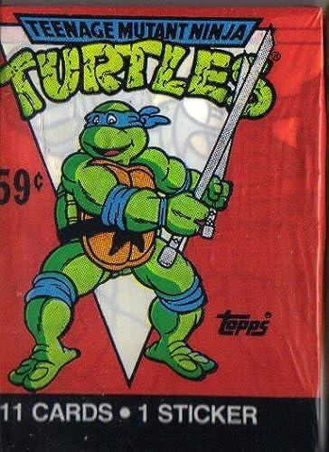 alto descuento Teenage Mutant Mutant Mutant Ninja Turtles Trading Cards   Stickers  Envio gratis en todas las ordenes