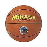 MIKASA 1110 Balón Baloncesto Goma Naranja-7