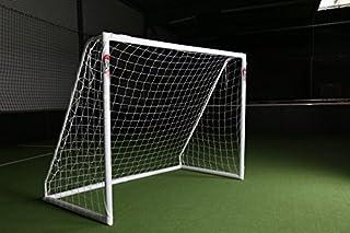comprar comparacion Netsportique Portería de fútbol de PVC (2,4 x 1,8 m) **ÚNICA** Fuera Todo EL AÑO+ 2 AÑOS de garantía!!