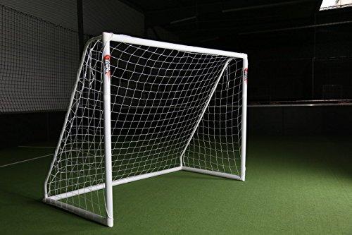 Netsportique ¡Oferta! Portería de fútbol POWERSHOT ® Pro 2,4 x 1,8 m, de PVC y Anti-UV, con 2 AÑOS de garantía!