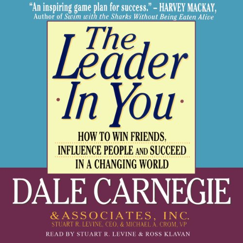 The Leader in You audiobook cover art