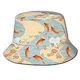 136 Sombrero de pescador de verano para mujer y hombre