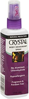product image for Crystal Body Deodorant Spray 4 oz (Pack of 12)