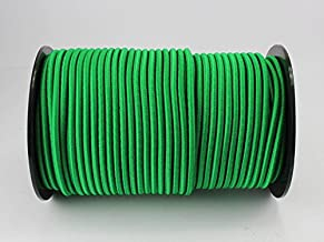 10mm expandertouw 30m groen rubberen touw dekzeil spankabel kabel zeil