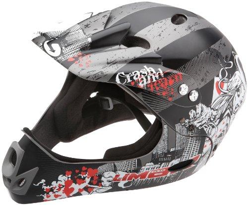 Limar Adult Cruiser BMX Bicycle Helmet Multi-Coloured Sexy Pocker Size:L