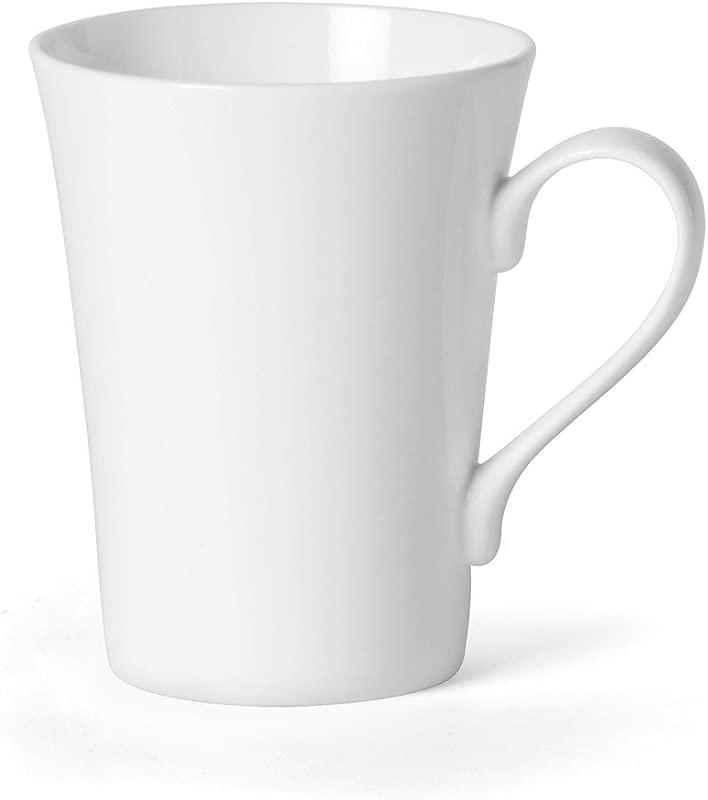 Mikasa Lucerne White Mug 14 Ounce