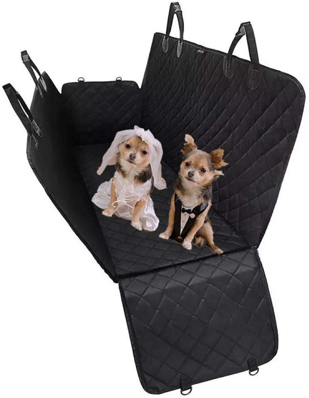 Car Pet Mat Pet Dog Special Waterproof AntiDirty Car Seat Cushion Black