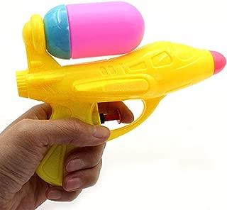 Honmofun Squirt Guns Water Gun Summer Squirt Beach Water Gun Pistol Outdoor ABS Boy Protection Water Gun Toys Squirt Shooters Water Guns Children Outdoor Toy Gift Water Squirt Water Fight Toys Squirt