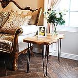 Welland Cedar Live Edge Small Coffee Table