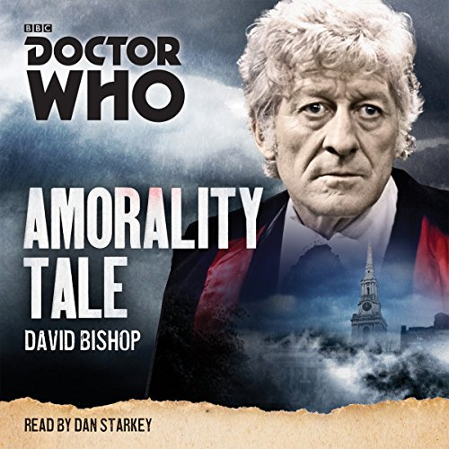 Doctor Who: Amorality Tale audiobook cover art