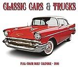 2016 Classic Cars & Trucks Box Calendar