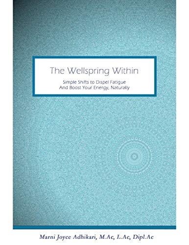 The Wellspring Within: Simple Shifts to Dispel Fatigue and Boost Your Energy, Naturally (English Edition)