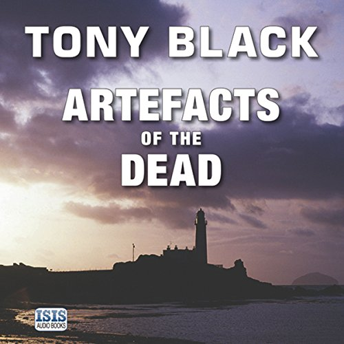 Artefacts of the Dead audiobook cover art