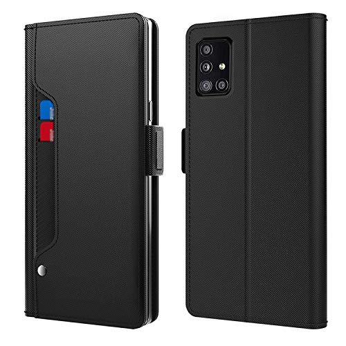 Galaxy A51 5G SC-54A/SCG07ケース/カバー 手帳型 レザー スタンド機能 カード収納 サムスン ギャラクシーA51 5G 上質なPUレザーケース レザーケース おしゃれ アンドロイド スマフォ スマホ スマートフォンケース/カバー(