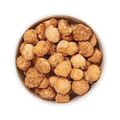 Sultan's Palace Gebrannte Macadamianüsse mit Honig - Gebrannte Nüsse - Ganz Besondere Süßigkeiten aus aller Welt - Macadamia Nüsse – Kramellisierte Nüsse