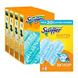 Swiffer Staubmagnet Tücher Nachfüllpackung, 5er Pack (5 x 5 Stück)