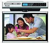 Venturer KLV3915 15.4-Inch Undercabinet Kitchen LCD TV/DVD Combo AM/FM Radio Remote Control (No HDMI / No AV input) (Renewed)