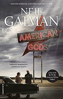 American Gods (Rocabolsillo Bestseller) de [Neil Gaiman, Mónica Faerna]
