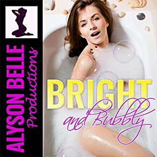 Bright and Bubbly audiobook cover art