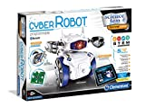 Clementoni 52182 Robot de Entretenimiento - Robots de Entretenimiento (Robot programable, Negro, Azul, Blanco, Niño, 8 año(s), 451 mm, 70 mm)