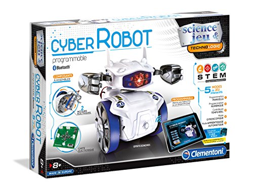 Clementoni – 52182 – Cyber Roboter