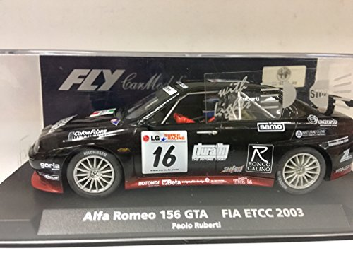 FLy Slot Car Scalextric 99015 Compatible Alfa Romeo 156 GTA Fia ETCC...