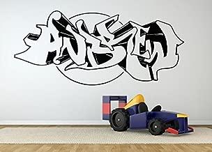graffiti name andrew