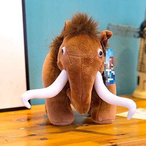 DGWGS Soft Toy 27Cm Ice Age Sid Plush Toys Funny Cute Animal Doll Squirrel Scart Manny Diego Sloth Plush Toys