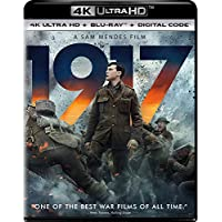1917 (4K Ultra HD + Blu-ray + Digital Copy) (2020)