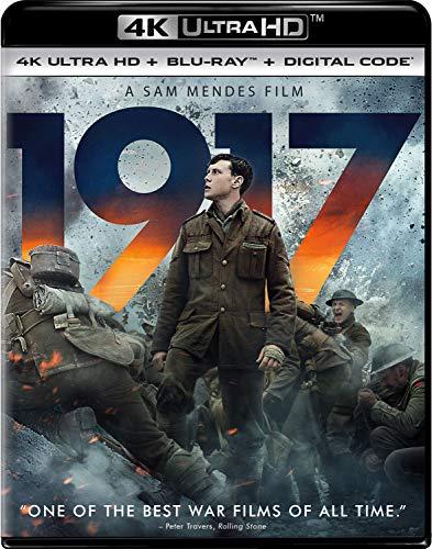 1917 [4K Ultra HD + Blu-ray + Digital - 4K UHD]