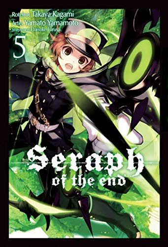 Seraph of the End - Volume 5