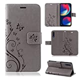 betterfon | Wiko View 4 / View 4 Lite Hülle Flower Case