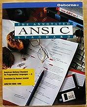 Annotated ANSI C Standard