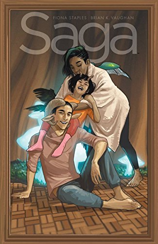 Compare Textbook Prices for Saga Volume 9 Illustrated Edition ISBN 9781534308374 by Vaughan, Brian K,Staples, Fiona