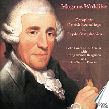 Complete Danish Recordings Of Haydn Symphonies