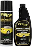 Raggtopp Convertible Top Care Kit - Fabric Cleaner and Protectant Twin Pack