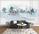Papel Pintado Mural no Tejido 3D Foto Gigante Hd Moderno Impresión Del Arte Sala Living Dormitorio O...