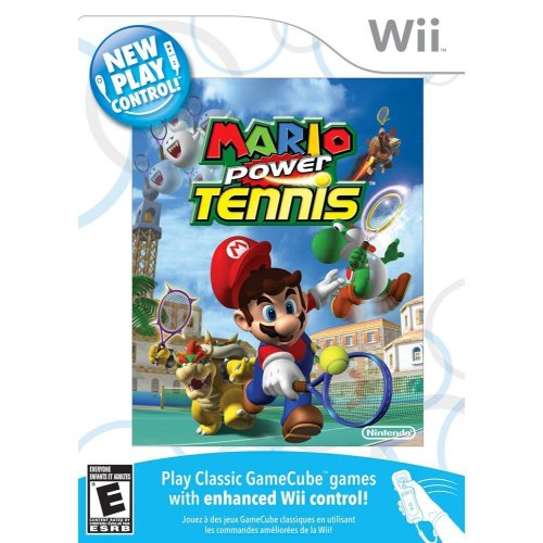 Mario Power Tennis [PEGI]